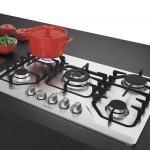 Cooktop a Gás 5 Queimadores Inox Bivolt (GF75X)