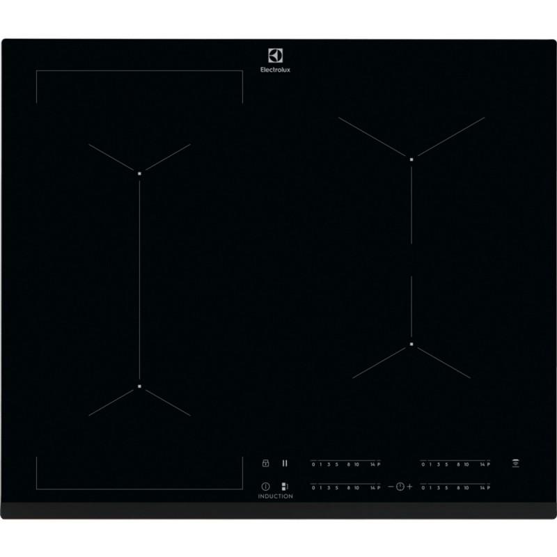 Cooktop de Indução 4 Zonas Unicook Preto Electrolux (IE60P)