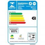 Cooktop Electrolux Hibrido a Gás e Indução 4 Zonas Preto IE60H 220V