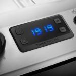 Fogão Electrolux 5 Bocas Automático com Tripla Chama e Timer Digital Branco 76UBR Bivolt