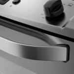 Fogão 5 Bocas Electrolux Prata Automático com Grill e Tripla Chama (76GSR)