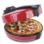 Forno Elétrico para Pizza Hamilton Beach 127V Vermelho