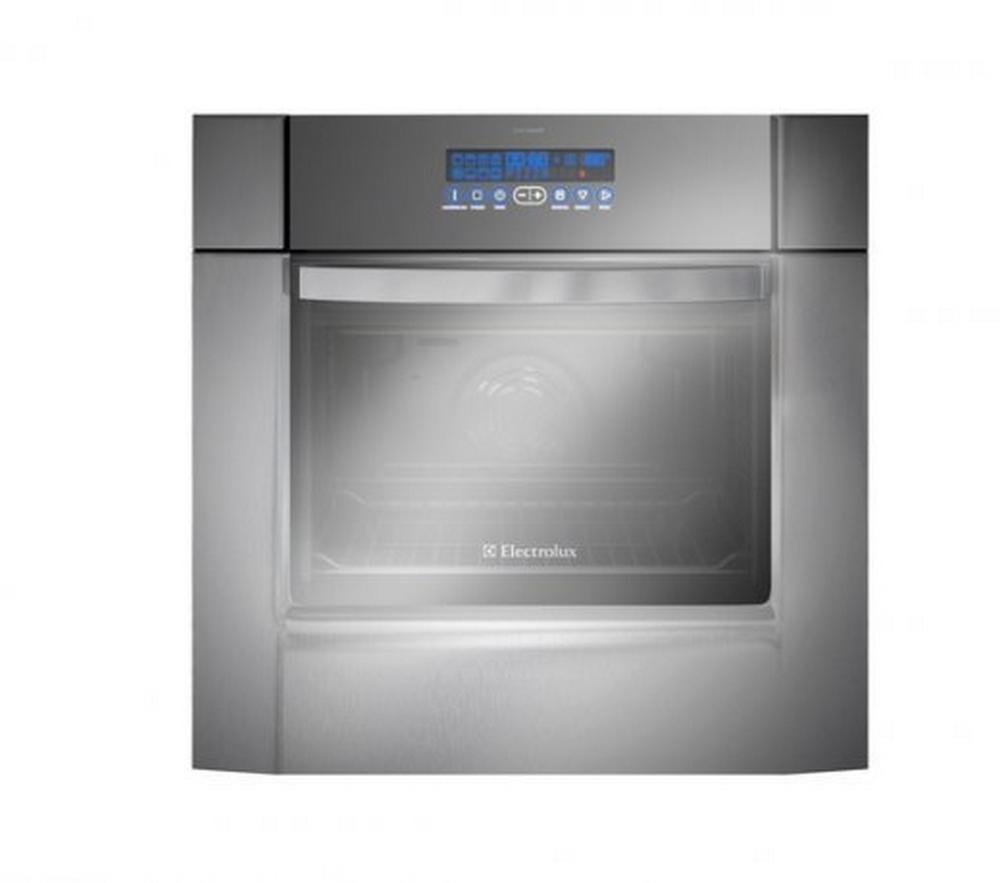 Forno Elétrico de Embutir Electrolux Blue Touch OE7TX / 56L / 8 Funções / 9 Receitas / Inox / 220V