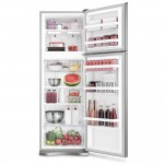 Geladeira Electrolux Frost Free Top Freezer 382L com Dispenser de Agua TW42S 127V
