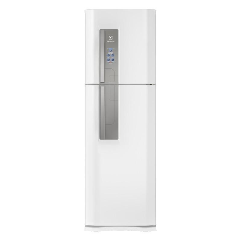 Geladeira Refrigerador Top Freezer Electrolux 402L Branco DF44 127V