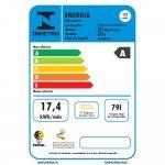 Frigobar RE80 ElectroluxUma Porta 80L Branco 220V