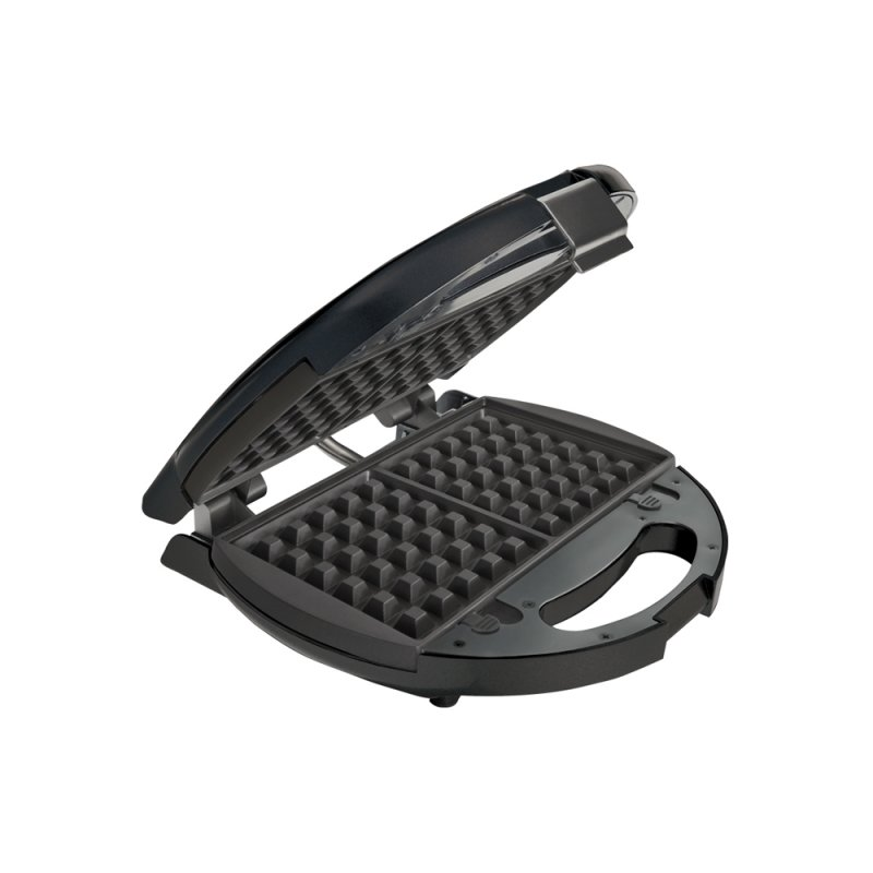 Sanduicheira e Maquina de Waffles Oster com Placas Intercambiáveis Preto Ckstsm3892 017 127V