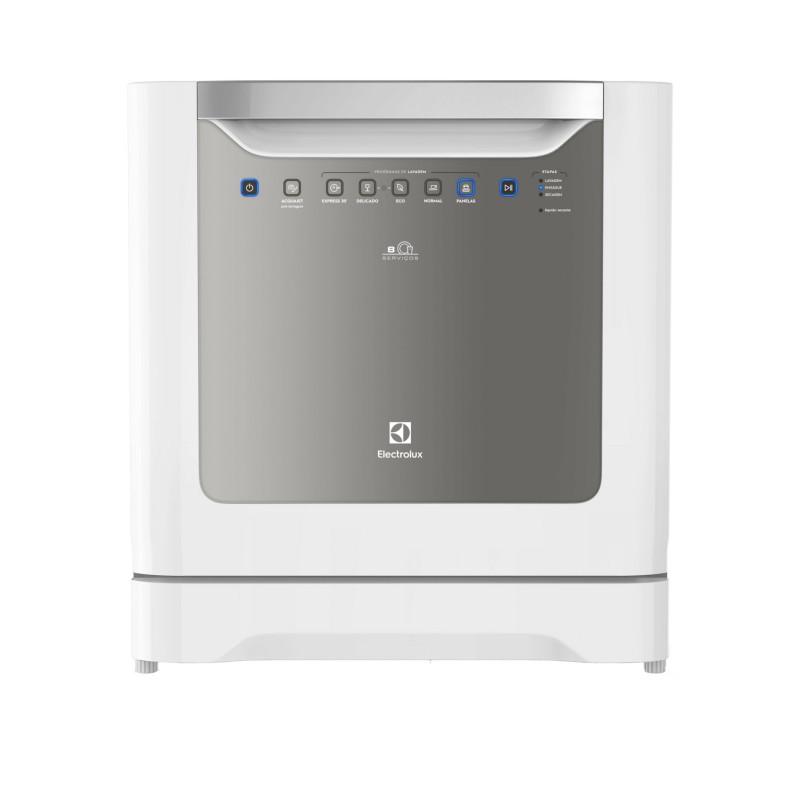 Lava-louças Branca 8 Serviços (LV08B) 127V