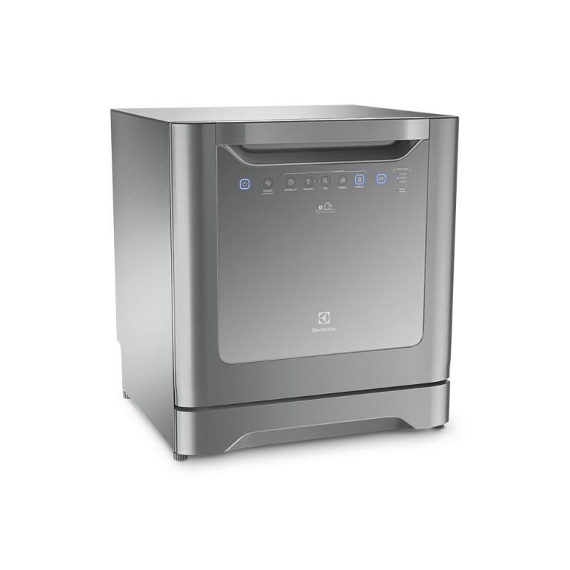 Lava-Louças Electrolux 8 Serviços Cinza 127V (LE08S)