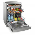 Lava Louças Electrolux14 Serviços Inox com Função Higienizar LL14X 220V