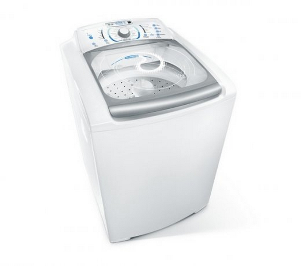 Lavadora Electrolux Blue Touch Ultra Clean LBU15 / 15 kg / Branca / 110V