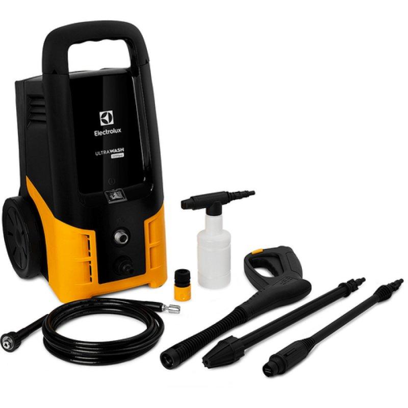 Lavadora deAltaPressãoUltra Wash Electrolux 2200 PSIcom Bico Turbo e Engate rápido 220V (UWS31)