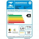Lavadora de Roupas Electrolux Essencial Care 13kg 127V (LES13)