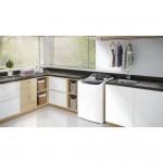 Maquina de Lavar Perfect Wash Electrolux 16Kg com Cesto Inox LPE16 127V