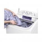 Máquina de Lavar 17 Kg Turbo Electrolux Branca com Cesto Inox e Silenciosa sem Agitador 220V (LPR17)