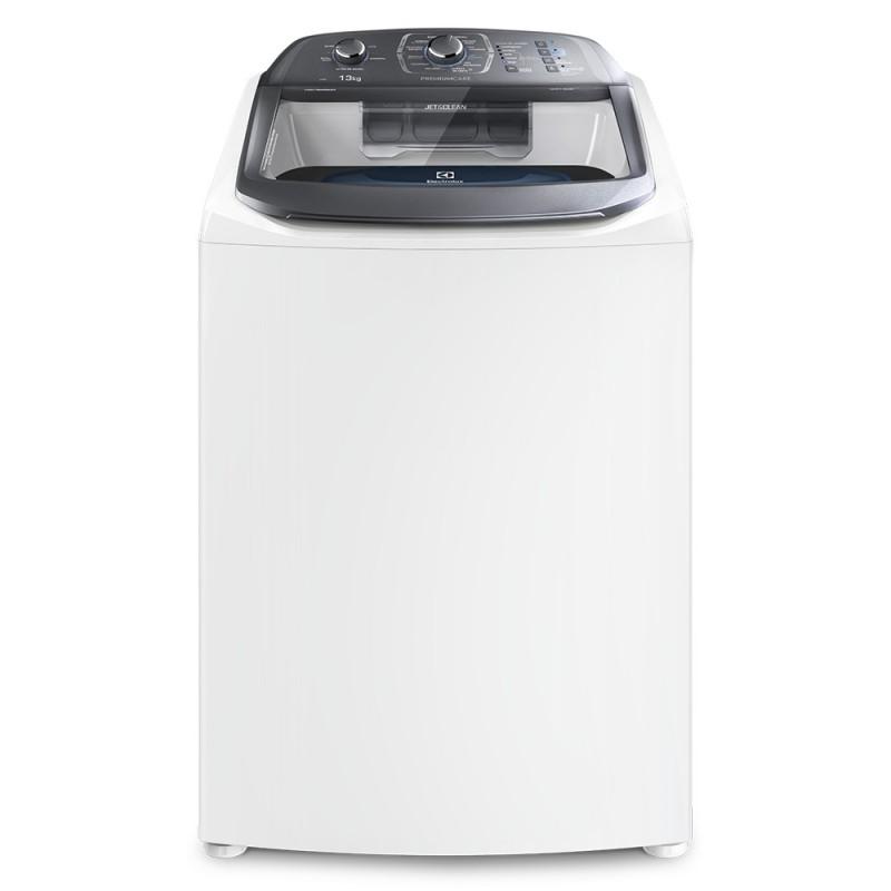 Máquina de Lavar Premium Care 13kg Branca Conectada App Electrolux Home+ (LWI13)