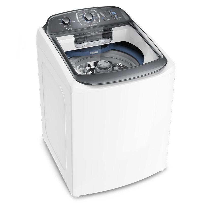 Máquina de Lavar Premium Care 13kg Branca Conectada App Electrolux Home 220V (LWI13)