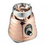 Liquidificador Osterizer Clássico Oster 3 Velocidades Jarra de Vidro 1,25L Cobre 127V