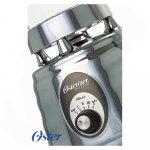 Liquidificador Osterizer Clássico Oster 3 Velocidades Jarra de Vidro 1,25L Prata 127V