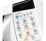 Microondas Electrolux Faça Fácil MEF28 / 18 Litros / 9 Receitas/ Branco / 220V