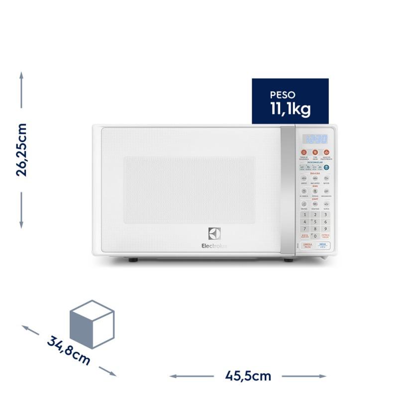 Micro ondas Electrolux com Função Tira Odor 20L MTO30 220V