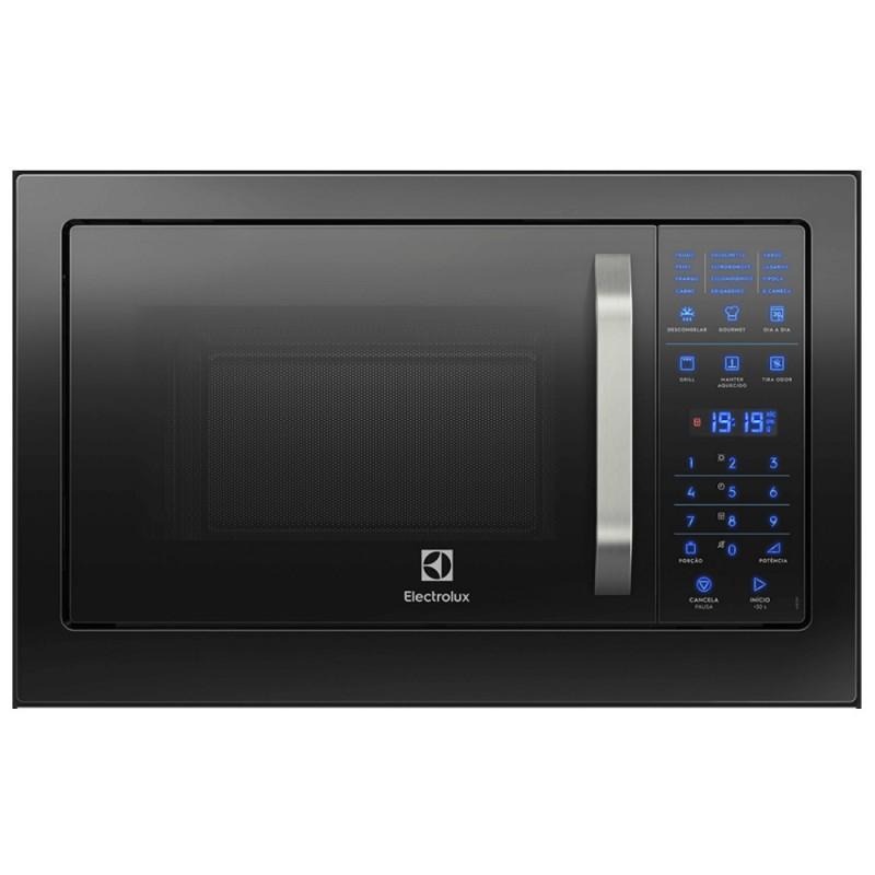 Micro-Ondas de Embutir com Função Grill e Painel Blue Touch Electrolux 127V (MB38P)