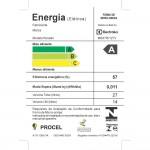 Micro Ondas Electrolux Branco 27L com 55 Receitas pré programadas no Menu Online MB37R 127V