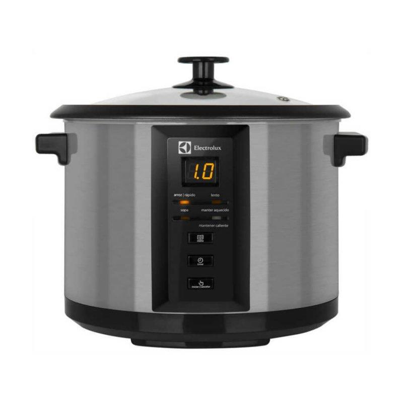 Panela Elétrica de Arroz Electrolux Chef ECC20 127V Inox 1,8L