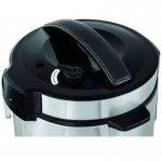 Panela de Pressão Elétrica Mondial Pratic Cook Preta 5L PE-48-5L-I 127