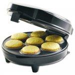 Máquina de Cupcake Maker II Britania / Branco / 900W / Antiaderente / Até 7 Cupcakes / 110V