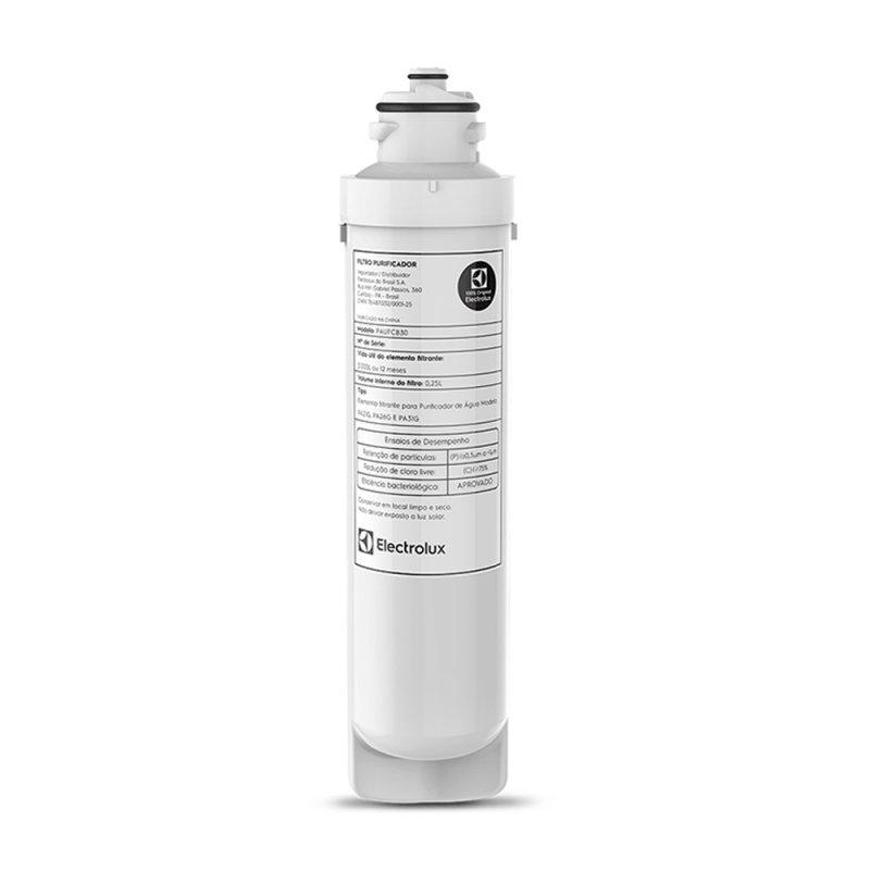 Refil/Filtro Acqua Clean para Purificador de Água Electrolux Modelos PA21G, PA26G e PA31G