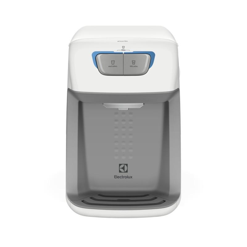 Purificador de Água Electrolux Branco com Refrigeração por Compressor 127V (PC41B)