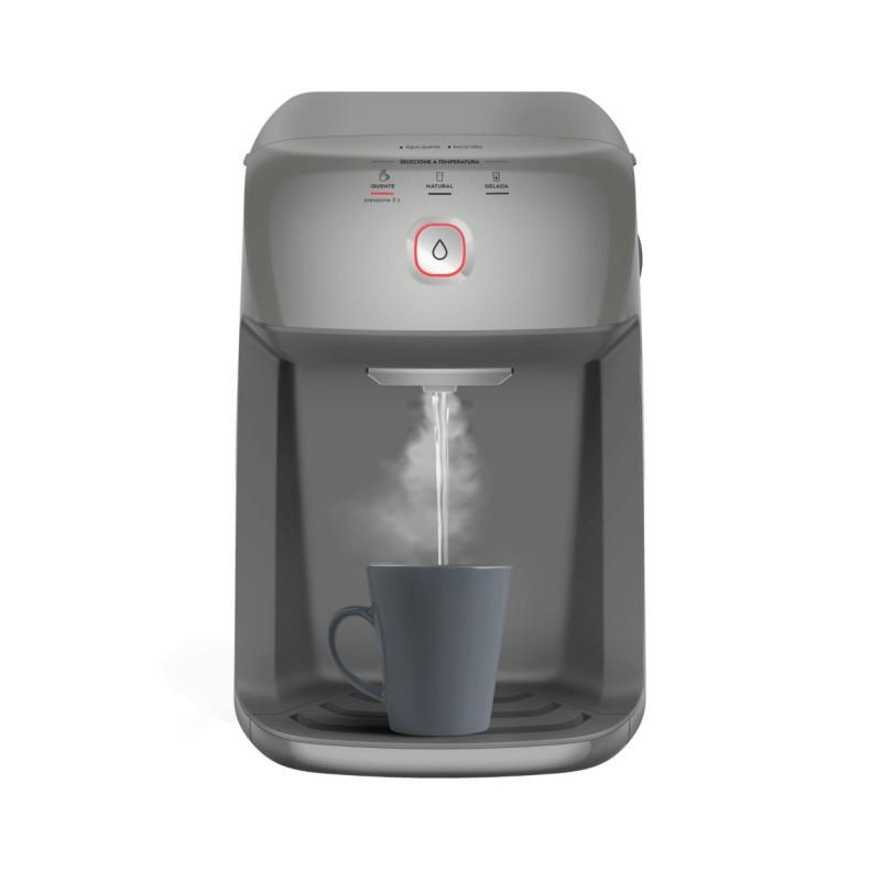 Purificador de Água Electrolux Cinza com Refrigeração por Compressor e Água Quente 127V (PH41X)