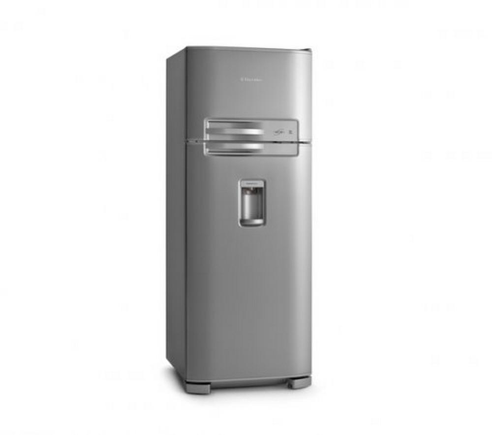 Refrigerador Electrolux Cycle Defrost DC50X / 2 Portas / 462 Litros / Inox / 220V