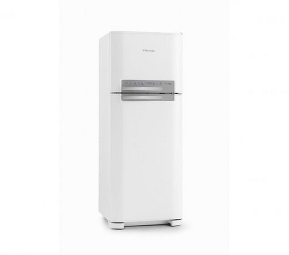 Refrigerador Electrolux Frost Free Blue Touch DF49A / 2 Portas / 402 Litros / Branco / 110V