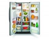 Refrigerador Side By Side GE / 549 Litros / Dispenser de Água e Gelo / Branco / 110V