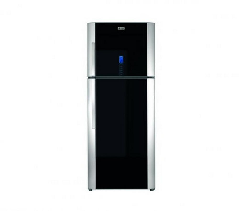 Refrigerador Glass Touch 1951 Frost Free / 505 Litros / Vidro Preto / 220V