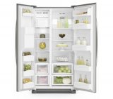 Refrigerador Side by Side Electrolux SS72X 504 Litros Ice Maker Inox 127V