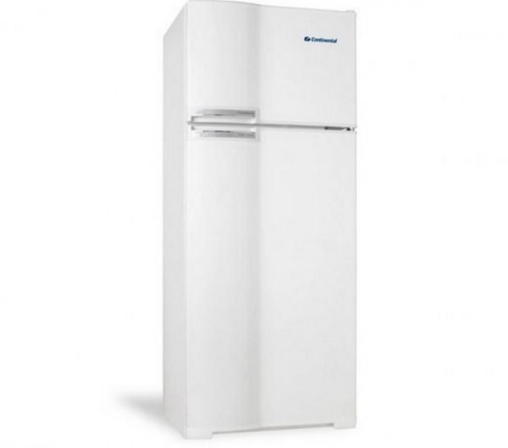 Refrigerador Duplex Continental / Frost Free 378 Litros / Branco / 110V