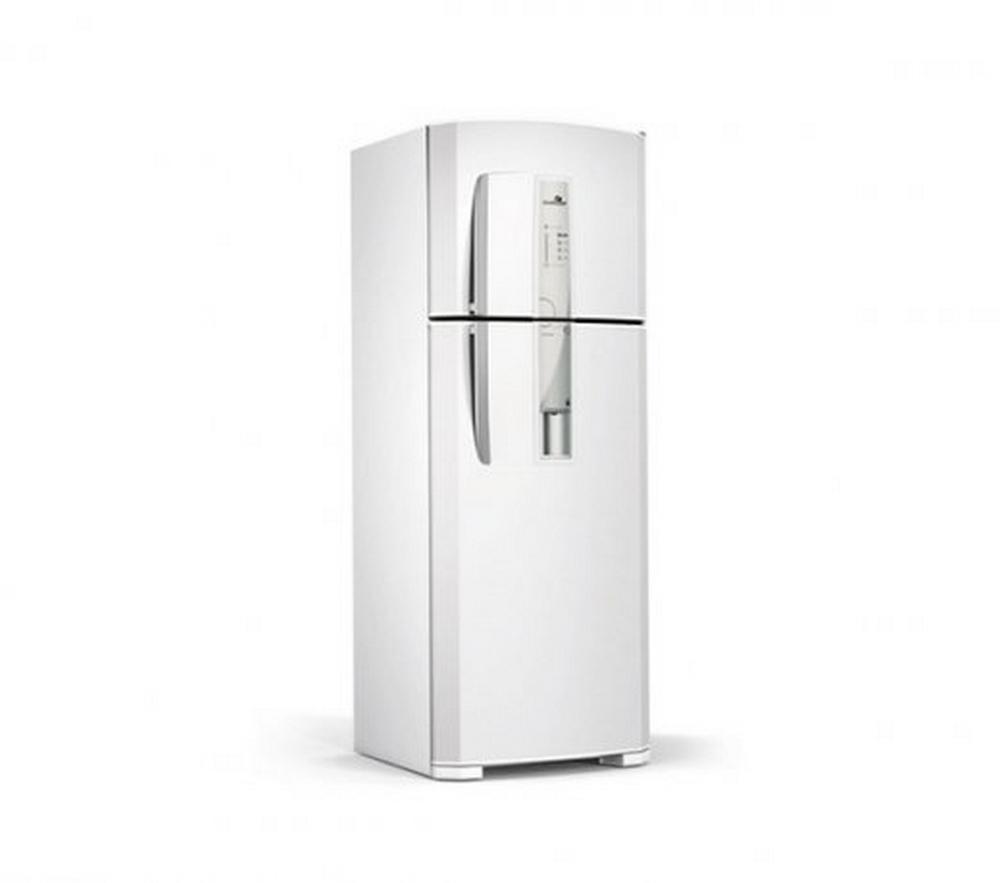 Refrigerador Duplex Continetal/ Frost Free 445 L / Dispenser de Água Na Porta/ Branco/ 220V