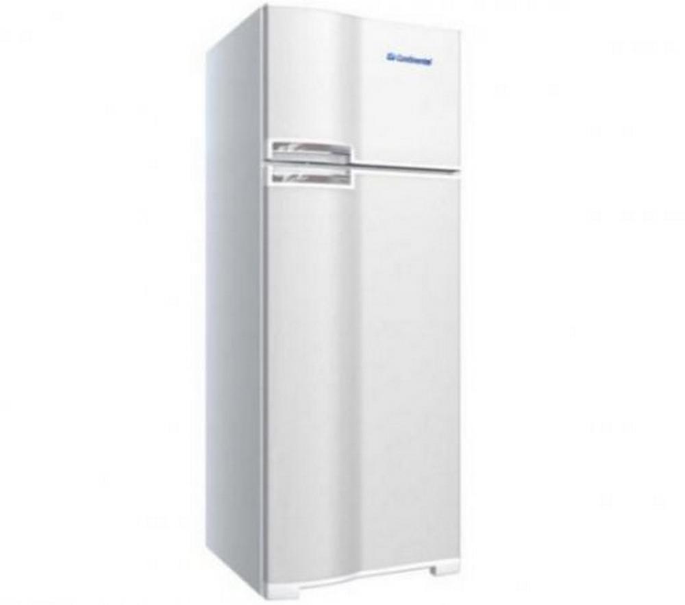 Refrigerador Duplex Continental 370L / Branco / 110V