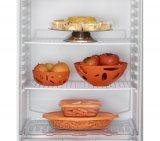 Refrigerador Duplex Continental 341L / Inox / 220V