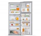 Refrigerador Duplex GE / 467 Litros / Degelo Automático / Inox / 220V