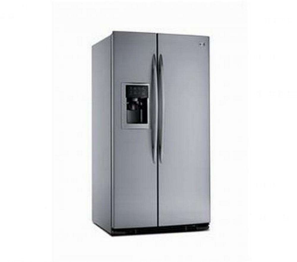 Refrigerador GE Side By Side Frost Free 548L/ Inox/ 220V