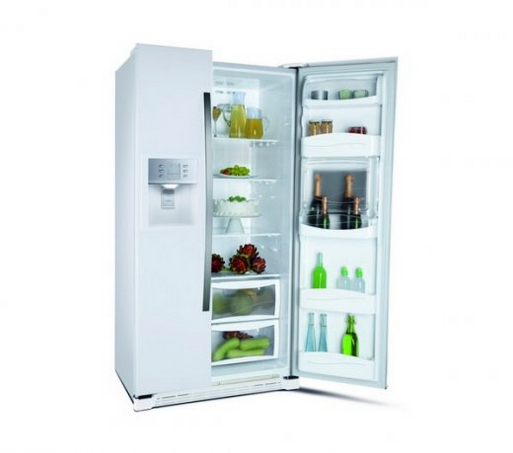 Refrigerador Side By Side Electrolux SH70B / 504 Litros / Home Bar / Branco / 110V
