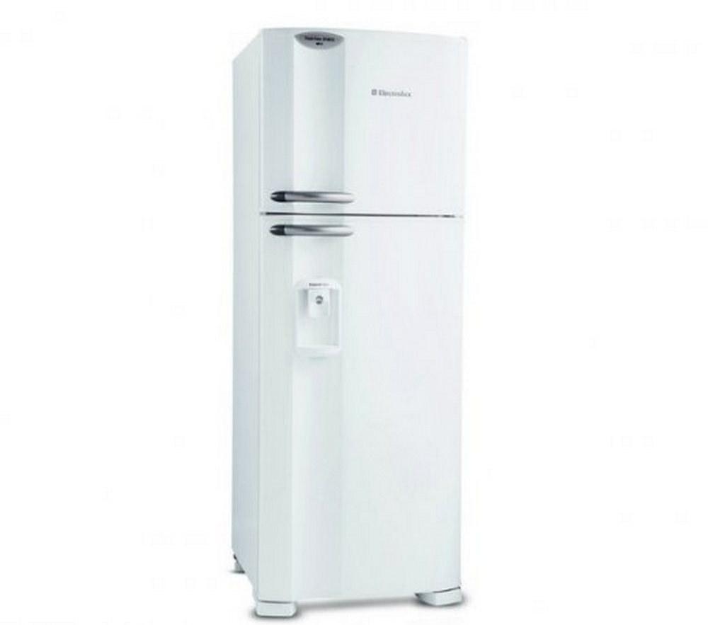 Refrigerador Electrolux Duplex Frost Free DFW35 / 277 Litros / Branco / 110V
