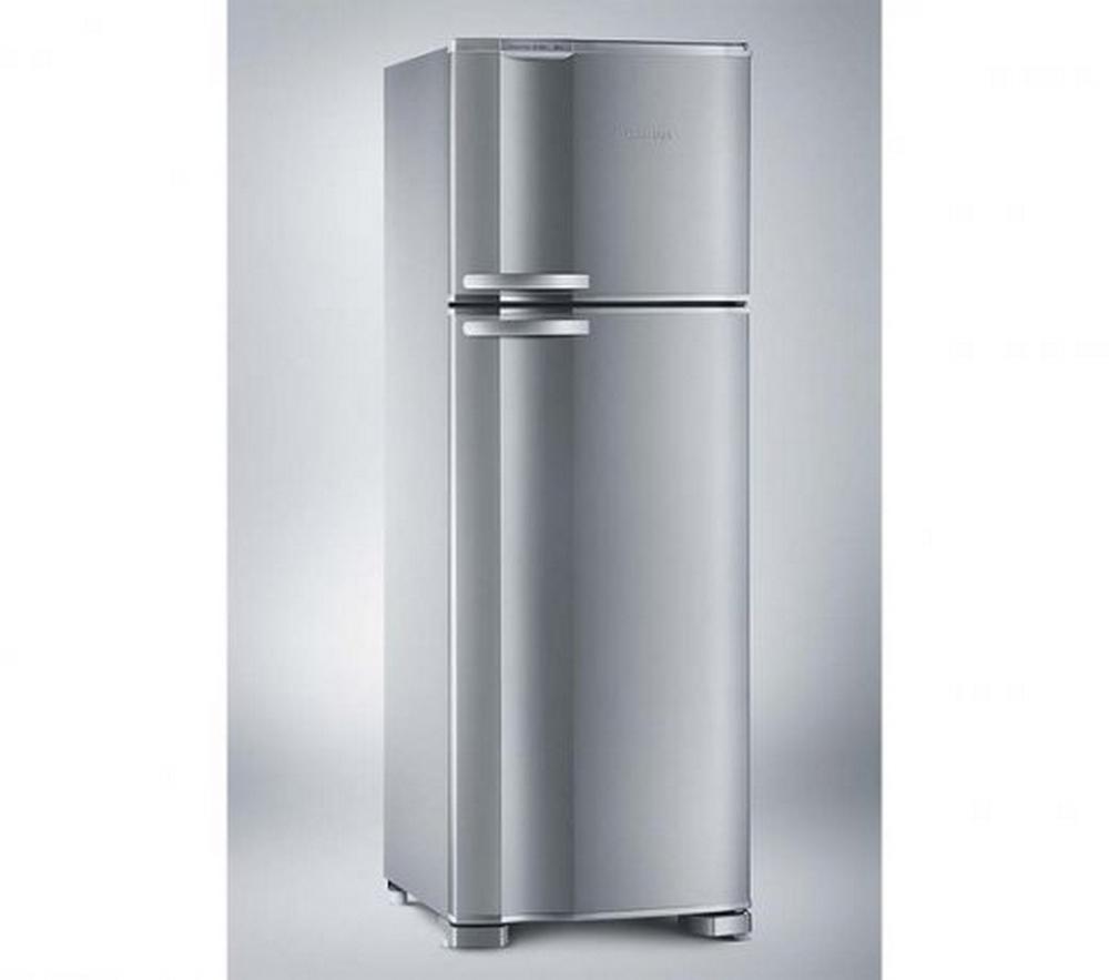 Refrigerador Electrolux Duplex Frost Free DF38X / 346 Litros / Inox / 220V