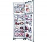 Refrigerador Electrolux Duplex Frost Free DF50X / 430 Litros / Inox / 220V