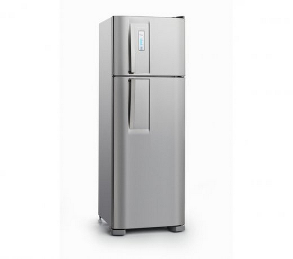 Refrigerador Electrolux Frost Free DF36X / 310 Litros / Inox / 220V