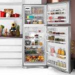Geladeira / Refrigerador Frost Free Electrolux DF53X 427L Inox 220V